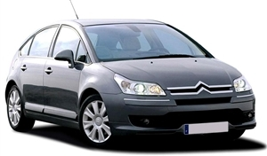 car rental Citroen C4 1.6 Petrol Automatic