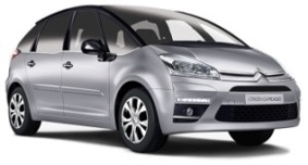 car rental Citroen C4 Picasso 1.6 Diesel Automatic